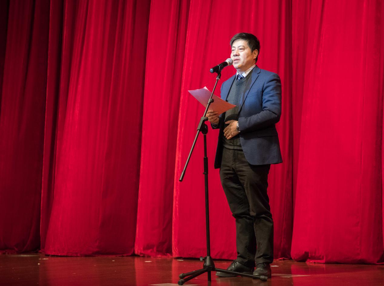 中国科学院院士;建工学生在第十一届全国大学生结构设计竞赛中获